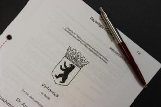Teilungserklärung