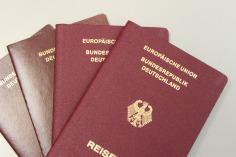 Ausweis Reisepass